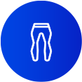 Melbourne Physio Recovery Pump Recovery Pants icon